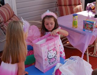 Sophie's 3rd Birthday 061
